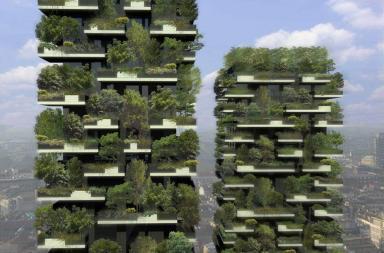 Bosco Verticale: un grattacielo urbano sostenibile
