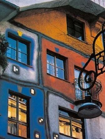 Casa di Hundertwasser