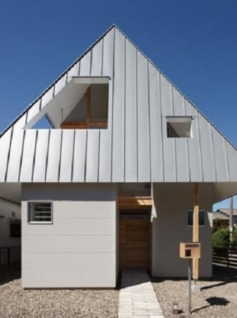 House AA by Moca Architects