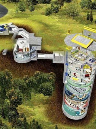 Un condominio bunker per milionari