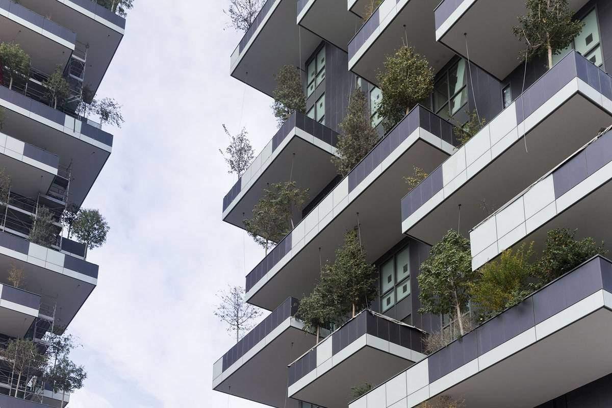 Bosco verticale: un grattacielo urbano sostenibile   design miss