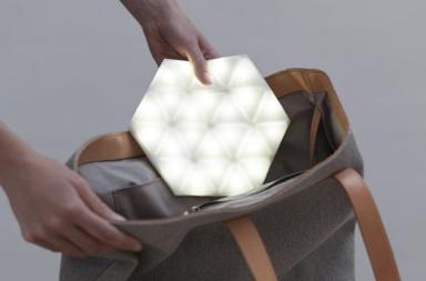 """Luce portatile LED """"Kangaroo light"""""""