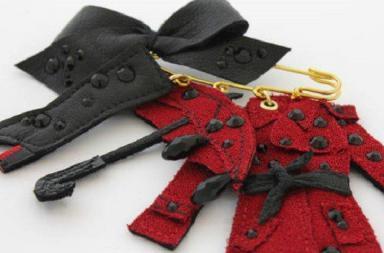 La moda in miniatura di Anne Marie Herckes