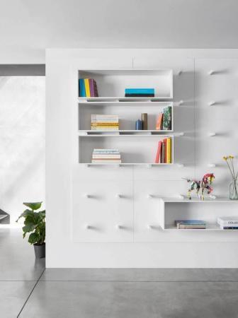 """Libreria modulare """"Dots"""""""