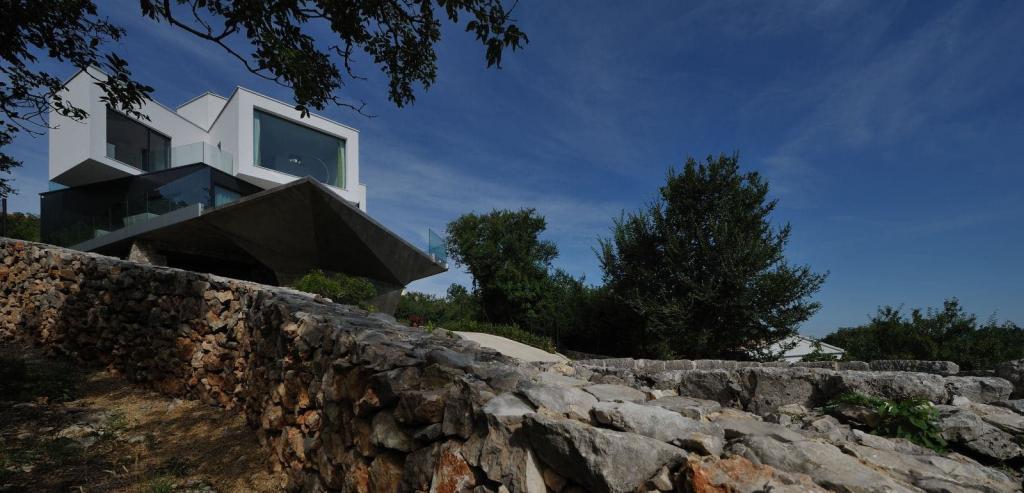 casa moderna croazia