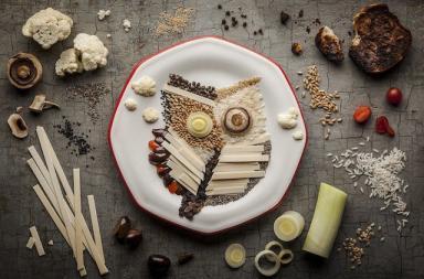 Food design by Anna Keville Joyce