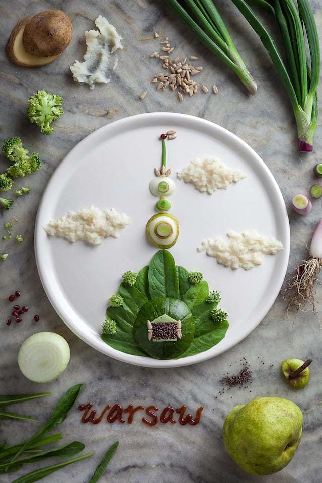 Food design by Anna Keville Joyce