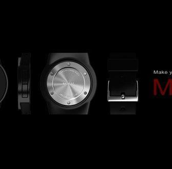 LED Watches by MVN design studio
