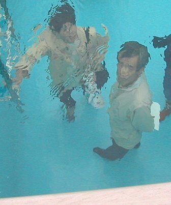 Swimming Pool: La piscina vista da Leonardo Erlich
