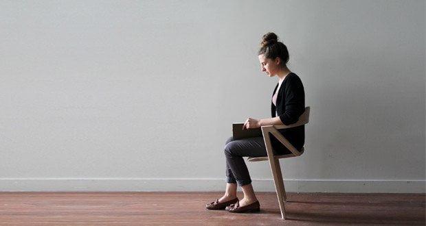 Inactivité la sedia a due gambe