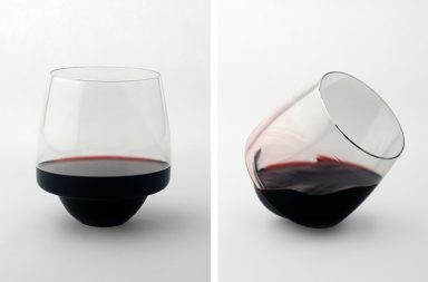 "Bicchieri da vino ""Saturn Glasses"""