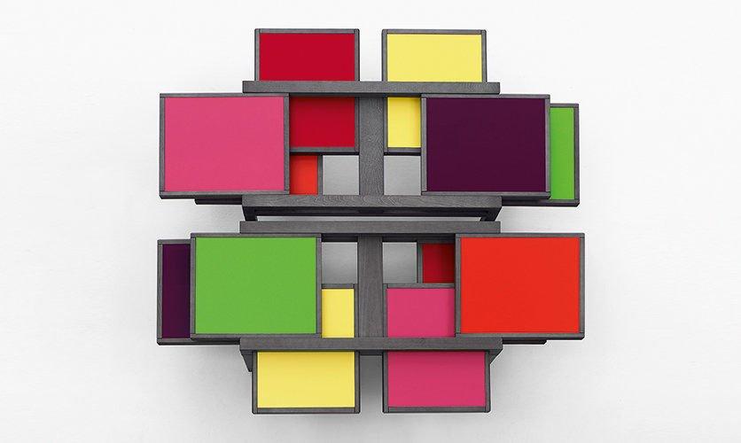 tavolo modulare Hexa