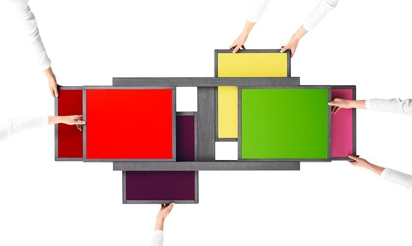 hexa-modular-table