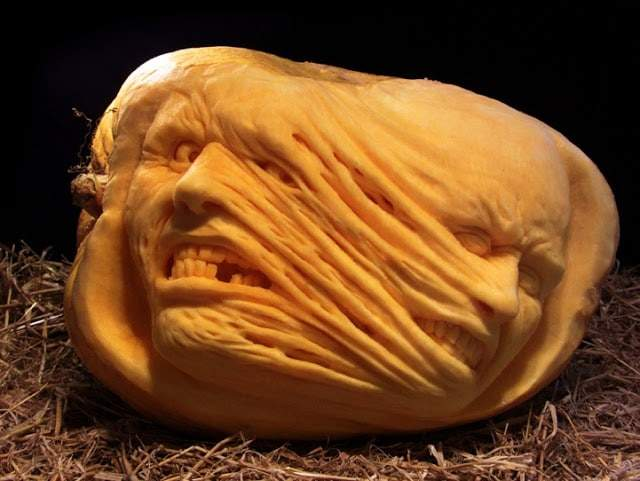 rayvillafanepumpkinsculptures_Most Expressive Pumpkin Faces Ever-05