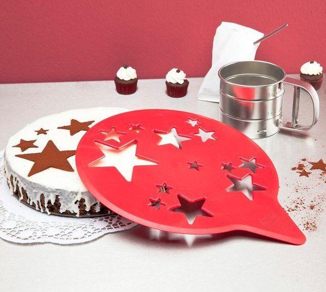 più foto boutique outlet più nuovo di vendita caldo Stencil per torte by Koziol - Design Miss