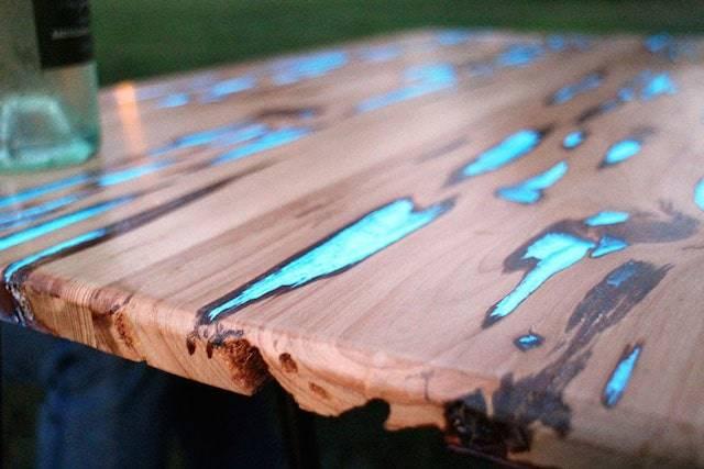 tavolo-luminescente