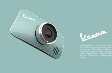 "Fotocamera digitale ""Vespa"""