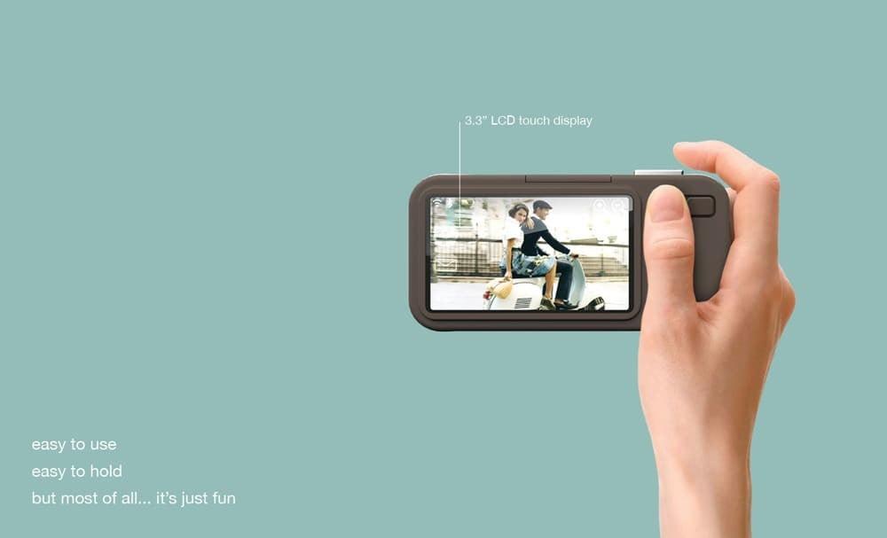 Fotocamera digitale Vespa