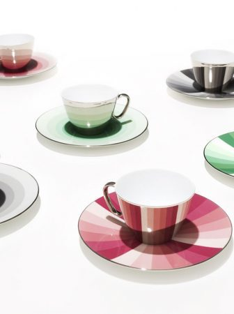 Tazzine di design Cup & Saucer