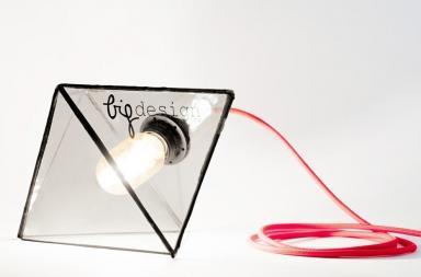 Lampade geometriche Platonic Series