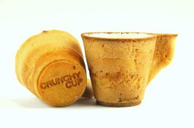 Crunchy Cup, un modo unico per gustare il caffè