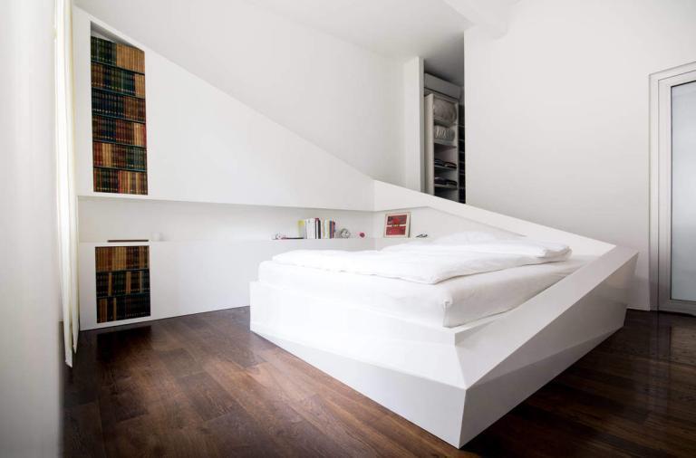 Ice bed: arredare con eleganza la camera da letto