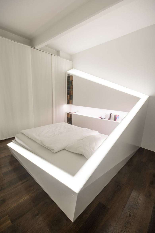 Affordable cartongesso design camera da letto in - Cartongesso in camera da letto ...