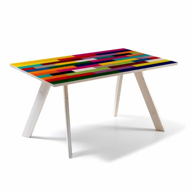 Refratino Un Tavolo Fratino In Veste Moderna Design Miss