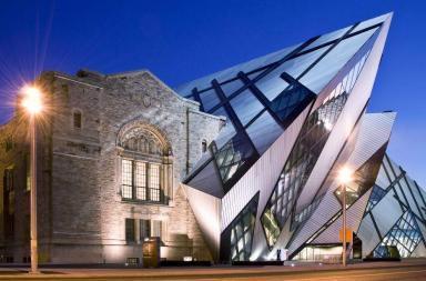 Il Royal Ontario Museum e la Crystal