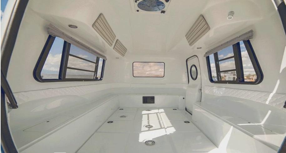 Happier camper un camper vintage per viaggiare con stile for Arredamento personalizzato