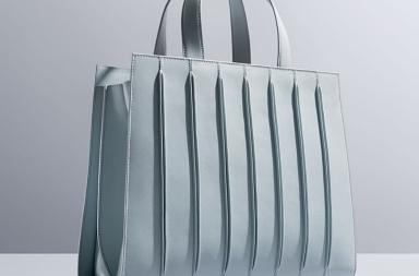 Whitney Bag, la borsa disegnata da Renzo Piano