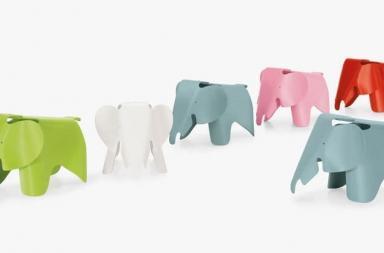 Sedute per bambini Elephant Vitra