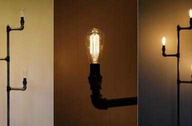 Lampada industriale Fai da Te