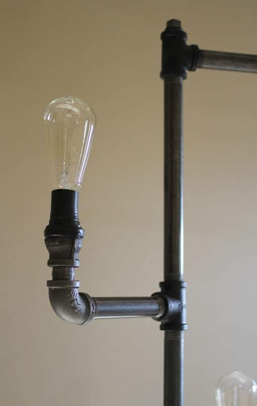 Lampada industriale Fai da Te - Design Miss