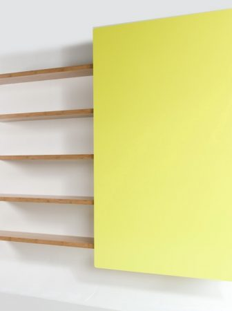 Libreria a scomparsa Wonderwall