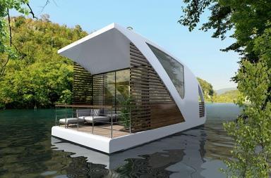 Hotel galleggiante per una vacanza esclusiva