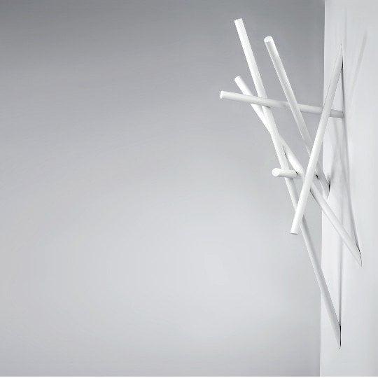 Appendiabiti di design hayman design miss - Appendiabiti da parete di design ...