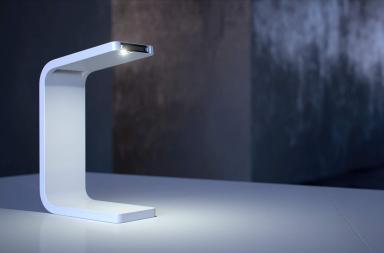 iPhone Lamp, molto più di un porta cellulare!