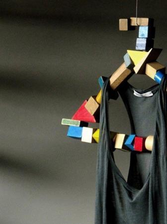 Brick Series, costruzioni in legno diventano oggetti di design