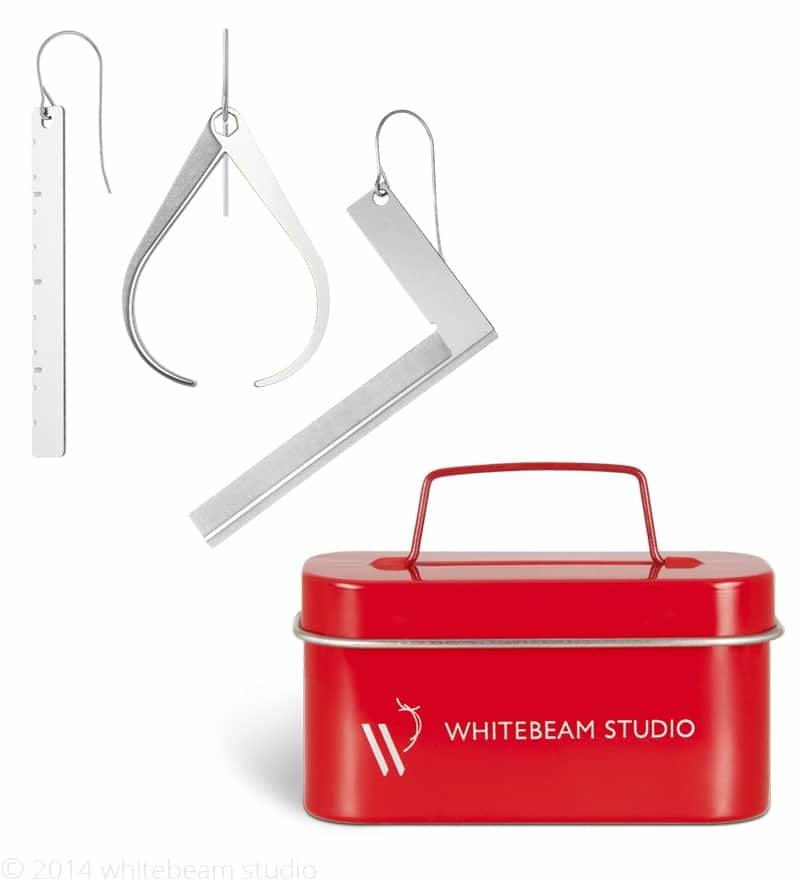 Gioielli insoliti dalla cassetta degli attrezzi design miss for Design gioielli