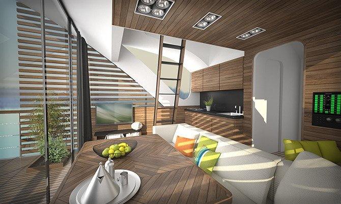 interni-yacht