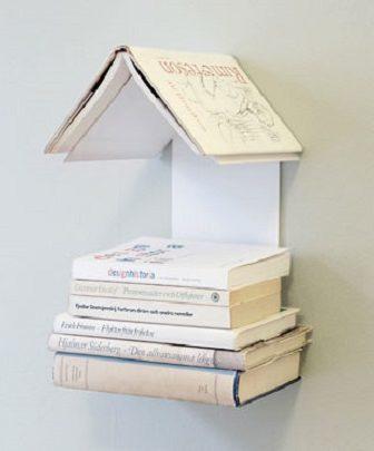 Readers'Nest, un simpatico scaffale per libri
