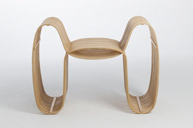 sedia-di-bambù-design