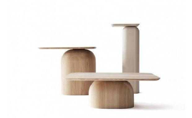 12 design for nature una collezione di mobili sostenibili for Consegna di mobili di design