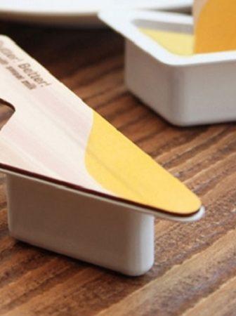 Butter! Better! Tutta la comodità di preparare uno snack