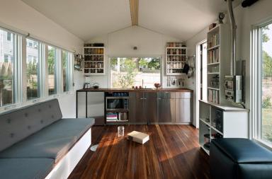 Minim House, un prototipo di efficienza e sostenibilità