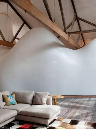 Un nuovo ambiente modellato nella casa
