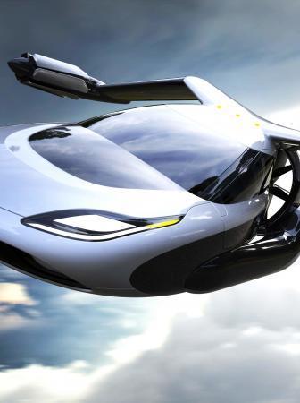 Auto volante, un sogno che diventa realtà