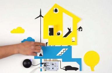 Electric Paint, oggetti trasformati in sensori