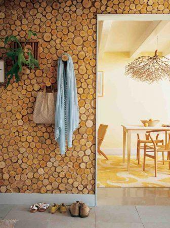 Wall Art: un mosaico in legno di betulla